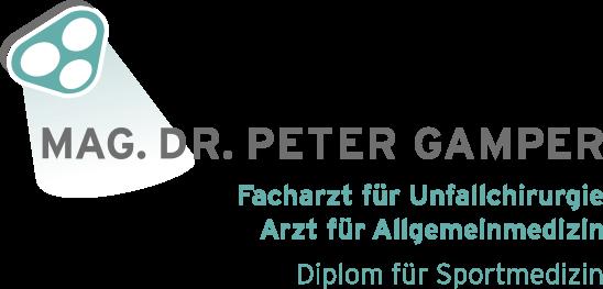Arzt Landeck - Dr. Peter Gamper